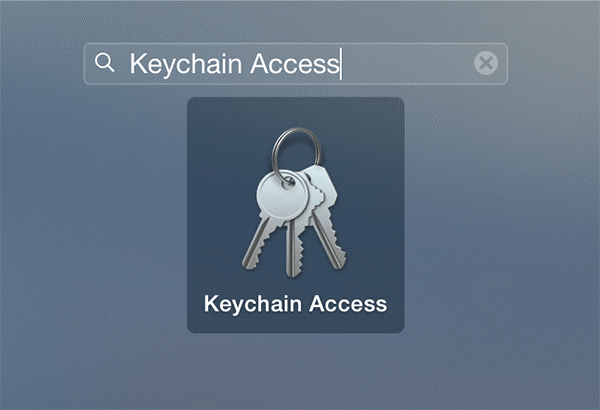 how to find wifi password on mac without keychain