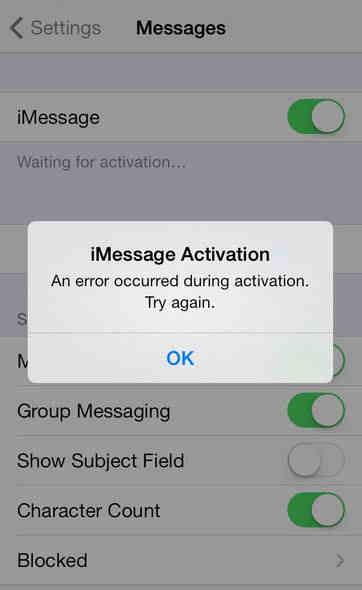 Fix iMessage Not Working Errors [4 Methods] - MacMetric