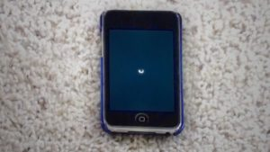 [SOLVED] iPhone Stuck on Black Screen with Spinning Wheel