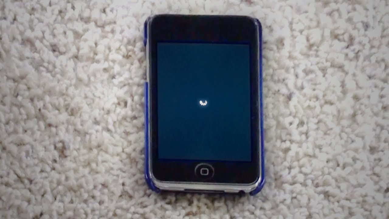 SOLVED] iPhone Stuck on Black Screen with Spinning Wheel