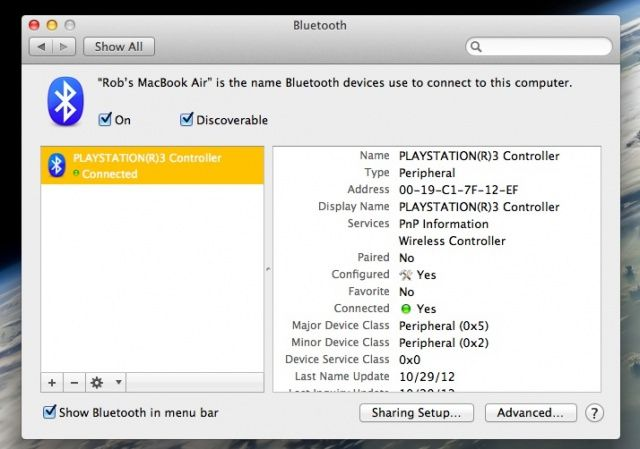 How to Use PS3 Controller on Mac [Full Guide] - MacMetric