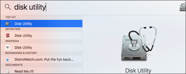 Format a flash drive