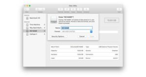 How to Format SD Card on Mac [All Types]