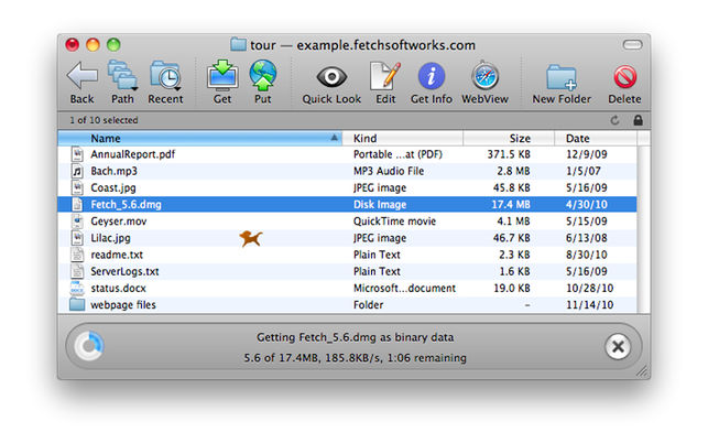 Download WinSCP For Mac [15 Free Alternatives] - MacMetric