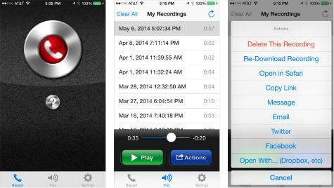 10 Best iPhone Call Recorder Apps [Free List] - MacMetric