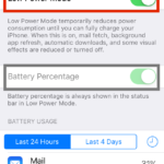 iPhone Yellow Battery Bar Explained [Easy Fix]